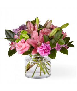 The FTD Mariposa Bouquet