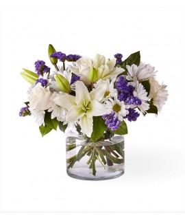 The FTD Beyond Blue Bouquet