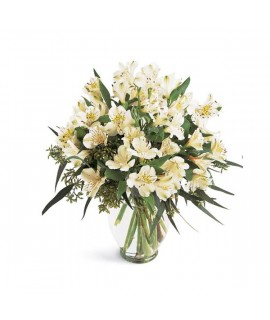 The White Elegance Bouquet
