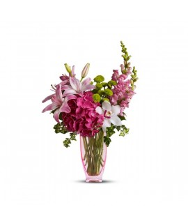 The Pink n' Playful bouquet