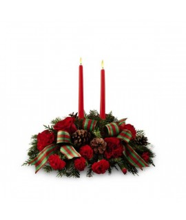 Better Homes and Gardens Holiday Classics Centerpiece