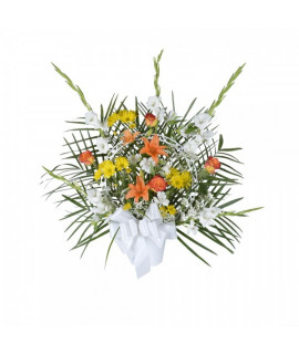 The sunny pure bouquet