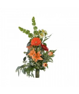 Sheaf Orange Burst