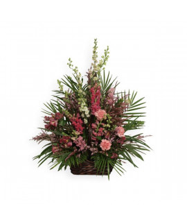 The Pink Sympathy Bouquet