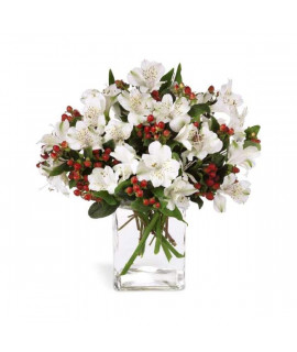 The Winter Elegance Bouquet