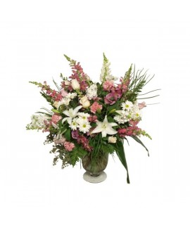 Gentle remembrance arrangement
