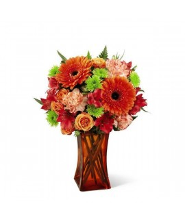 The FTD Orange Escape Bouquet