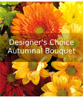 Designer's Choice - Autumnal Bouquet